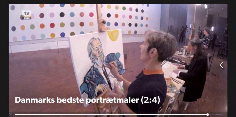 Danmarks bedster portrætmaler